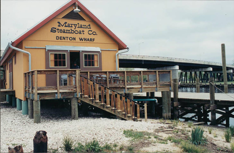 Image of Denton Wharf taken in 2003